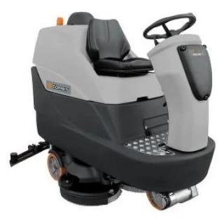 Седлова машина за почистване на подове COMET CRS 102 BT
