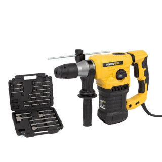 Перфоратор POWER PLUS POWX1196 / 1.6 kW