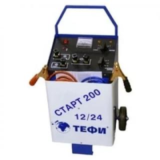 Стартерно зарядно устройство TEFI Старт-600 400 V