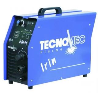 Апарат за плазмено рязане инверторен Weldcut-Punto Plasma IRIN 46CC Tecnomec 40 A, 230 V, 15 мм Fe, IP23