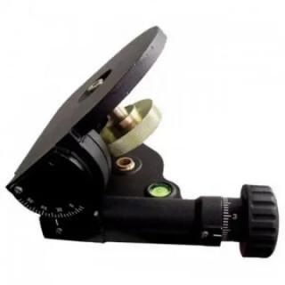 Адаптер за тринога, за закрепване на нивелир под ъгъл от 0° до 90°, GA-XZPT