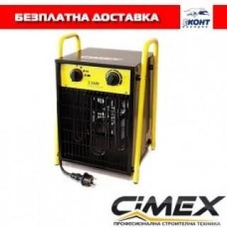 Електрически калорифер CIMEX EL3.3 3.3kW