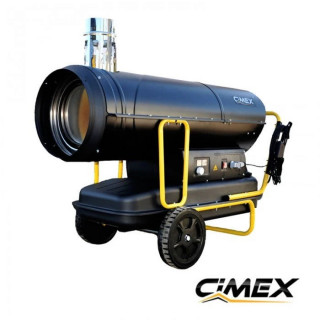 Дизелов калорифер 80 kW с индиректно изгаряне CIMEX D80i