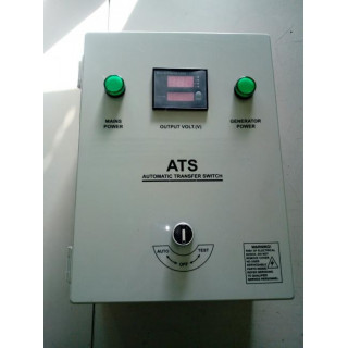 Табло - автоматика ATS/12 P - монофазно, за генератори от 1 до 10 kW ITC Power