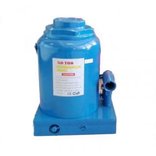 Крик хидравличен бутилков с предпазен клапан 50 т