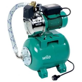 Хидрофорна помпа с цилиндричен съд Wilo HWJ 204 X EM 24 L