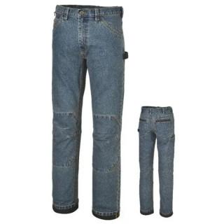 Работни джинси от еластичен плат, 7526 - XS размер, Beta Tools