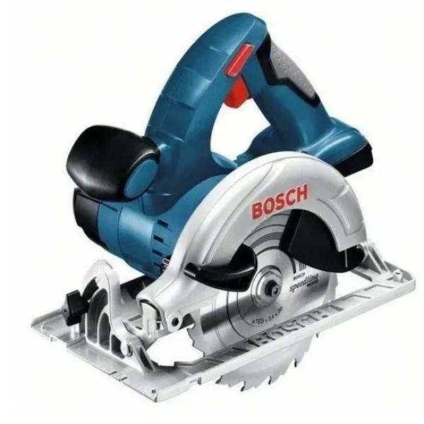 Акумулаторен циркуляр Bosch GKS 18 V-LI - Соло машина + L-Boxx
