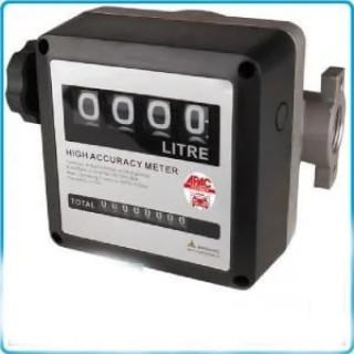 Разходомер за дизел, аналогов 3-цифрен, 2-100 l/min