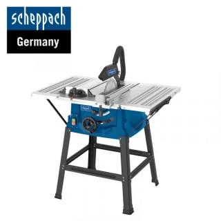 Стационарен циркуляр HS100S / Scheppach 5901310901 / 2000 W, 250 мм
