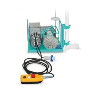 Eлектрически строителен телфер IMER AP 150 0.8 kw