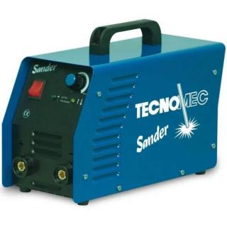 Електрожен Weldcut-Punto Plasma MMA инверторен Tecnomec SANDER 130/G