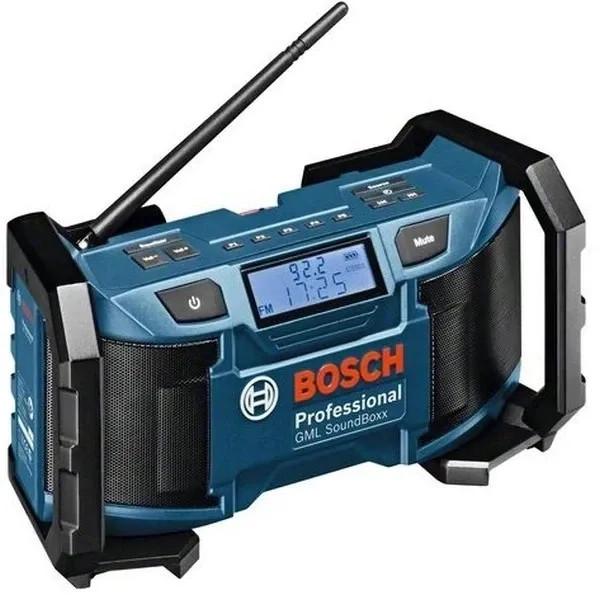 Акумулаторно радио Bosch GML SoundBoxx Professional