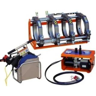 Машинa за челно заваряване на тръби Ritmo BASIC 160 V2