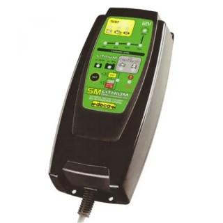 Автоматично зарядно устройство за акумулатор DECА SM LITHIUM