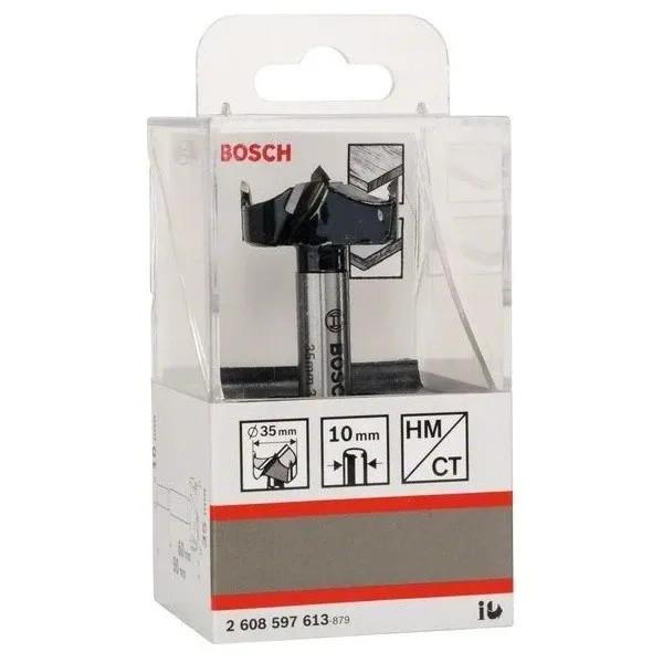 Свредло челен фрезер - твърдосплавно на Bosch 35.0 mm