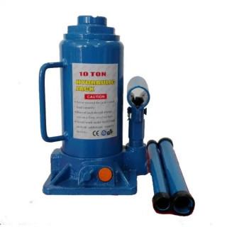 Бутилков крик с предпазен клапан NEGEL / 20 тона, 244-449 mm /
