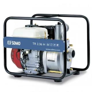 Бензинова помпа за чиста вода SDMO ST 2.36 H / напор 29м. 36 m3 /