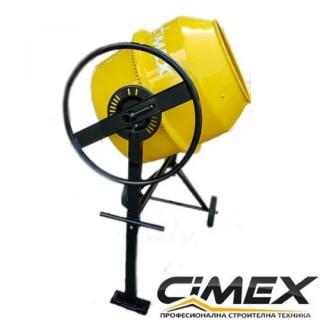 Бетонобъркачка (миксер за бетон) 160 л. CIMEX MIX160