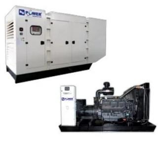 Дизелов генератор KJ POWER KJS-440