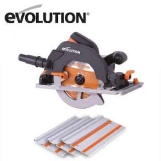 Циркуляр за ъглово рязане EVOLUTION R185CCSX EU