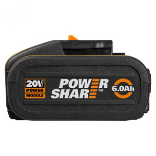 Акумулаторна батерия WORX WA3641 /Li-ion 20 V, 6.0 Ah/