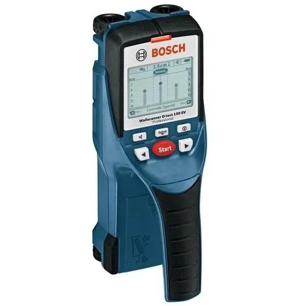 Детектор - скенер за стени Bosch D-tect 150 SV