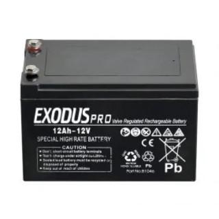 Батерия Lemania Exodus за бустери 12V 12Ah