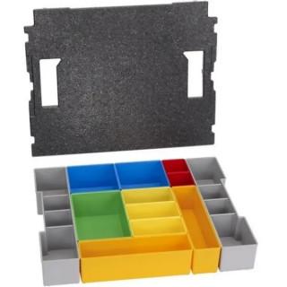 Контейнери за дребни части Bosch L-BOXX 102 комплект 12 броя