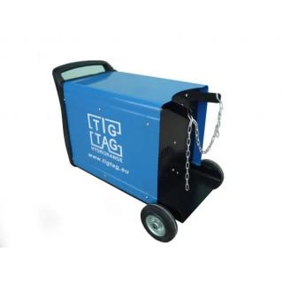 Телоподаващ апарат MIG250KN комбиниран с количка TIG TAG MIG250KN