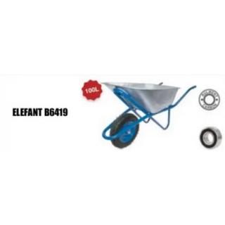 Работна количка Elefant B6419, 100 л