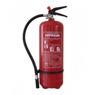 Прахов пожарогасител АВС 6 кг. Торнадо