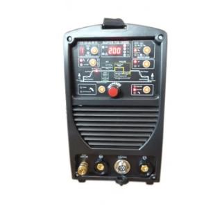 Аргонов апарат Super TIG 200Di ACDC с микропроцесорно управление, TIG TAG