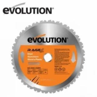 Универсален диск Evolution RAGE 255 mm