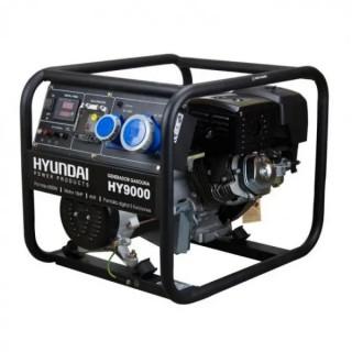 Мотогенератор HYUNDAI HY 9000 6.5 kW