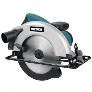 Циркуляр WESCO WS3441 / 1500W 185mm/