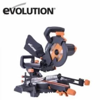 Комбиниран потапящ циркуляр Evolution TCT R210SMS+