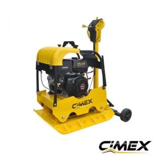 Реверсивна виброплоча 300 кг. CIMEX CR300
