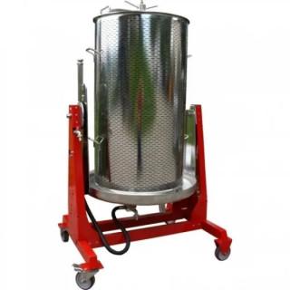 Хидропреса за плодове и грозде / 250 литра /