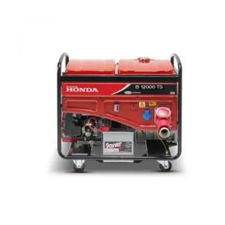 Бензинов генератор Kohler B 12000TS с Honda мотор 12 kVa