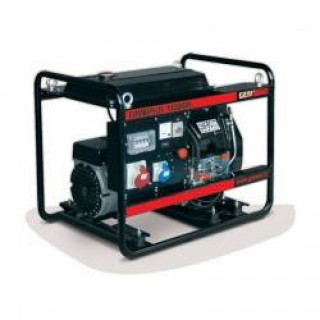 Бензинов монофазен генератор Genmac Combi RG7300HO-M5 AVR Generator 7,1 KVA