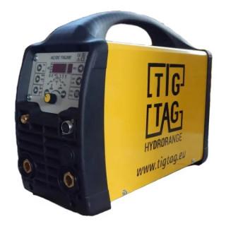Аргонов апарат TIG200Small AC/DC с допълнителна функция електрожен,пълен комплект за аргон и заваряване на алуминнй