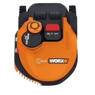 Косачка робот WORX Landroid S Basic WR093S /20 V, Li-Ion, 2.0Ah/