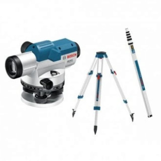 Оптичен нивелир Bosch GOL 32 G Set