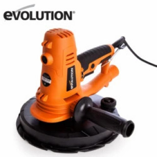 Шлайф-машина за гипсокартон Evolution EB225DWSHH