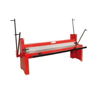 Настолна машина за рязане на ламарина TBS2000