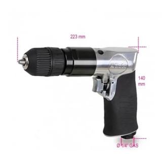 Пневматична бормашина реверсивна с патронник - 1932RS, Beta Tools