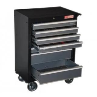 Професионална оборудвана количка за инструменти BGS Technic, 293 инструмента