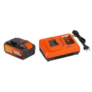 Комплект зарядно и Li-Ion батерия POWER PLUS POWDP9065