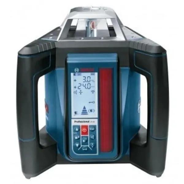 Ротационен лазер Bosch GRL 500 HV Set Professional